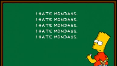 Понеделник в офиса