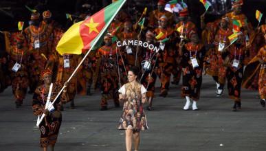 Камерунски атлети