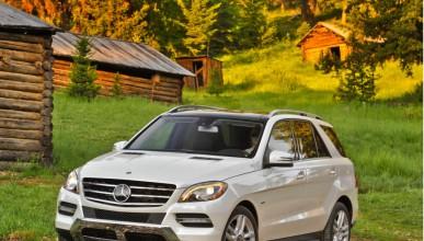 Mercedes-Benz с лека грешка