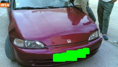 Honda Резачка