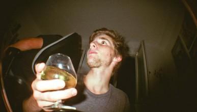 Клип и въпрос за пиенето