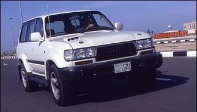 Nissan Patrol на самолетно гориво
