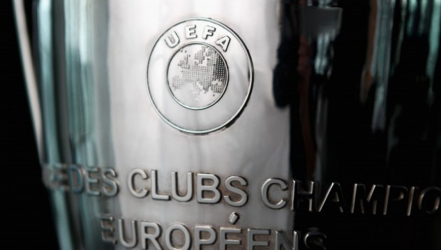 Резултатите от Шампионска лига