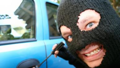 Най-крадените коли в САЩ!