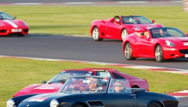Ferrari на Silverstone