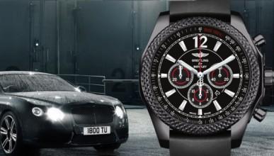 Barnato Bentley 42 Midnight Carbon