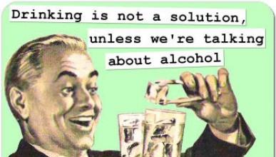 Полезна употреба на алкохола