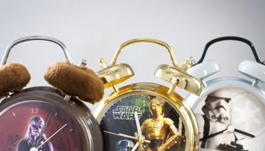 Star Wars будилници