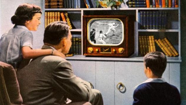 Еволюцията на телевизията