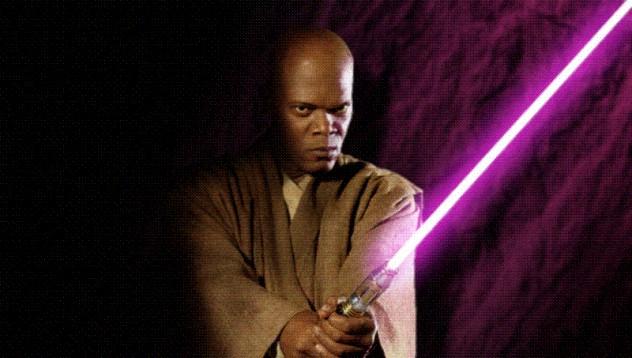 Самюъл Джаксън и Star Wars