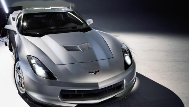 Corvette с нов двигател