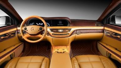 Брониран Mercedes