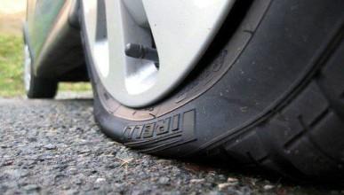 Историята за една спукана гума