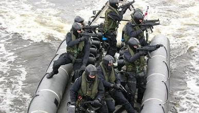Британски специални морски сили