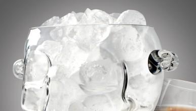 С лед, моля!