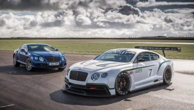 Състезателен Bentley