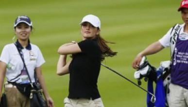 Звезди играха голф
