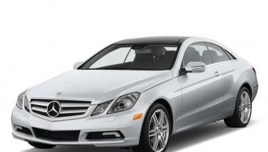 Mercedes-Benz с лек дефект