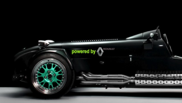 Caterham ще изпозлва нови двигатели