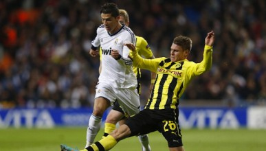 Реал Мадрид се спаси