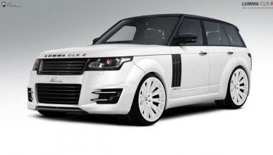 Range Rover с тунинг