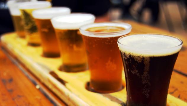 Умерената консумация на пиво може да набави до 75% от дневния прием на витамин В!