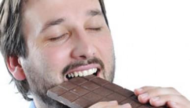 Тъпчи се с шоколад, за да си здрав!