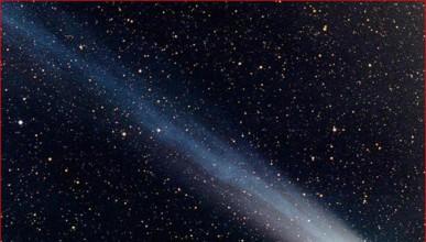Полетът на кометата