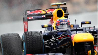 Red Bull в задния двор на Ferrari!