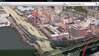 Apple ще използва Google Maps