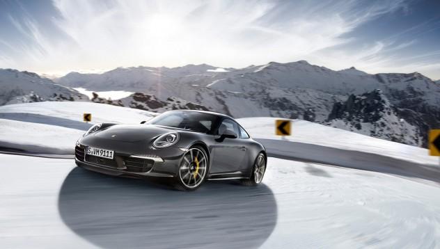 Как се прави реклама на Porsche