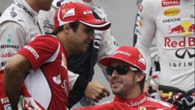 Ферари не разполага с мечтания отбор