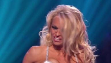 Памела Андерсън не обича кънки