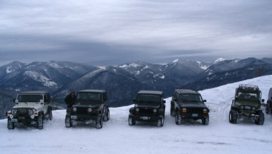 Автомобилите за сняг