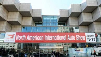 Автомобилното изложение в Детройт