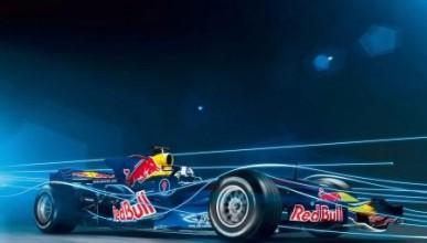 Новият болид на Red Bull