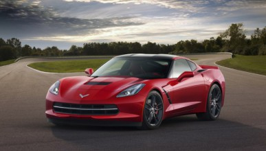Chevrolet Corvette: The Stingray