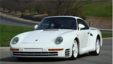 Най-рядкото Porsche
