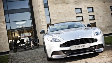Aston Martin търси нов партньор