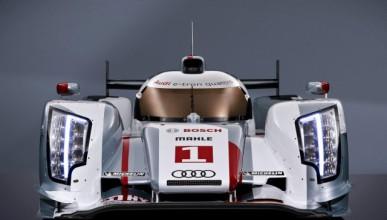 Audi R-18 с последно състезание