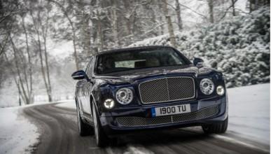 Bentley Mulsanne става по-луксозен