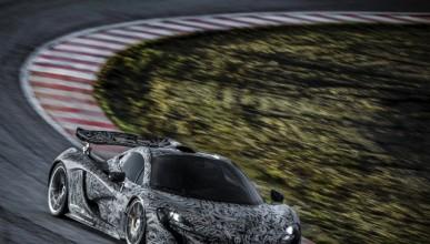 McLaren P1 е готов за Женева