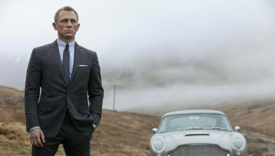 Оскарите и 007