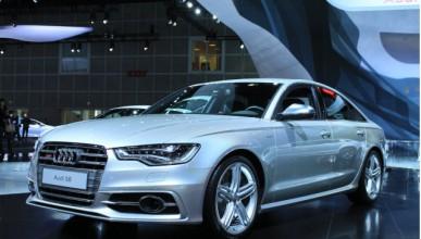 Audi избухнаха със силна реклама