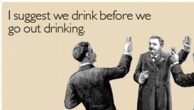 Алкохолиците, с които искаме да пием