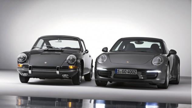 Porsche 911 става на 50 години