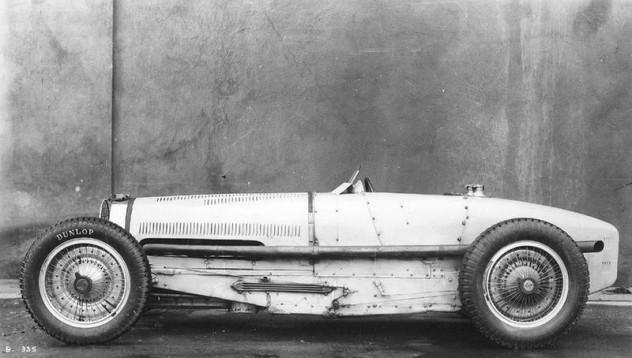 Рядък модел на Bugatti