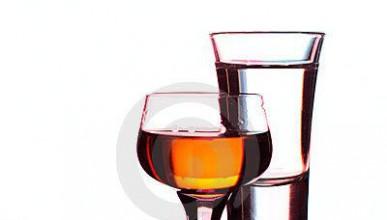 Уиски или водка?
