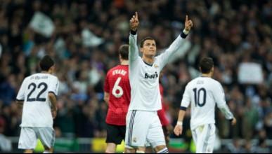 Реал и Юнайтед премериха сили