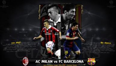 Милан срещу Барселона
